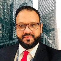 Mohammad Ali Khan, Executive Director, Head of Client Onboarding | STANDARD CHARTERED