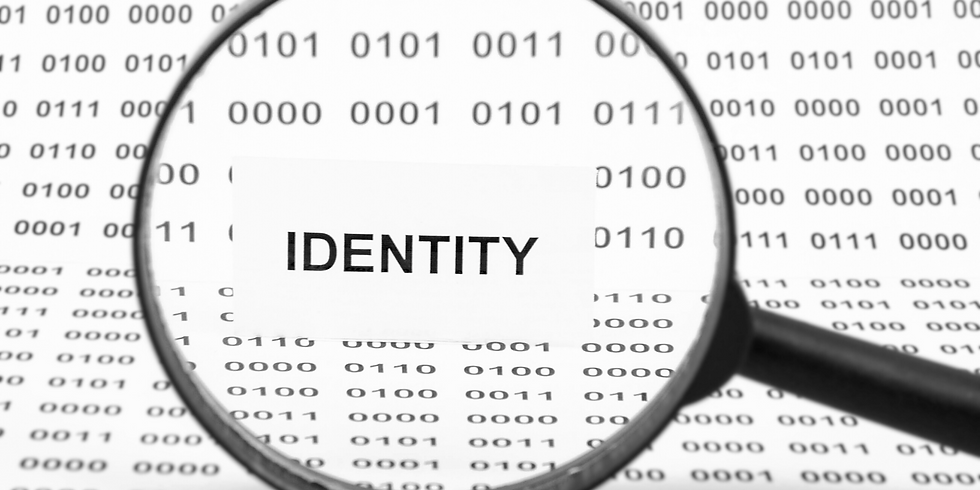 IDENTITY.i    Creating Certainty in an Uncertain World
