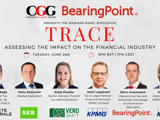 Today's Webinar: Assessing the Impact of TRACE on the Financial Industry
