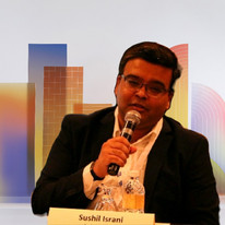 Sushil Israni, Executive Director, Head of Risk Transformation   BANK OF SINGAPORE