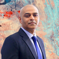 Parag Ekbote, Head Business Development - Corporate Banking for APJMEA   ORACLE FINANCIAL SERVICES