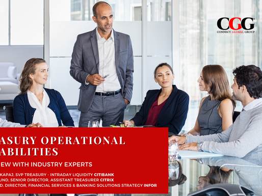 Treasury Operational Capabilities - An interview with Citibank, Citrix and Infor
