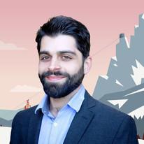 Mehrdad Mamaghani, Head of R&D at Analytics & AI   SWEDBANK