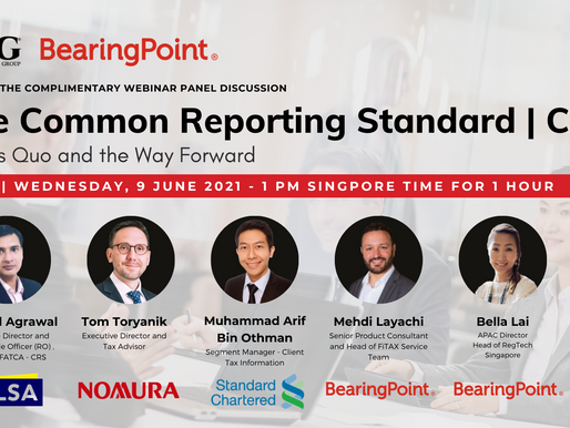 The Common Reporting Standard (CRS) - Status Quo and A Way Forward
