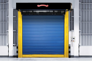 High Speed Insulated Fabric Door