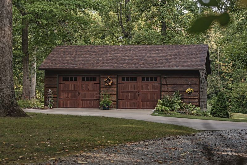 Stamped Carriage House