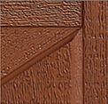 Red Oak Garage Door