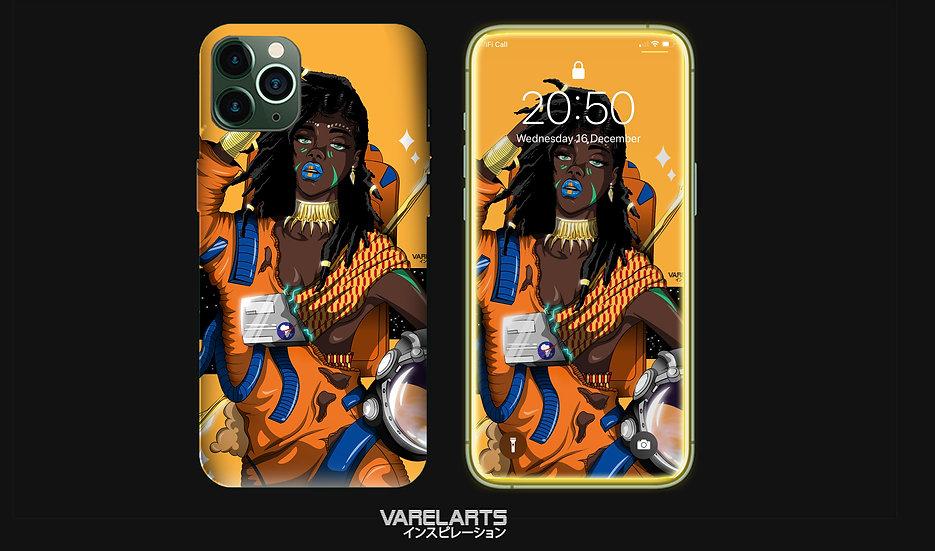 AstroKanda Phone Case