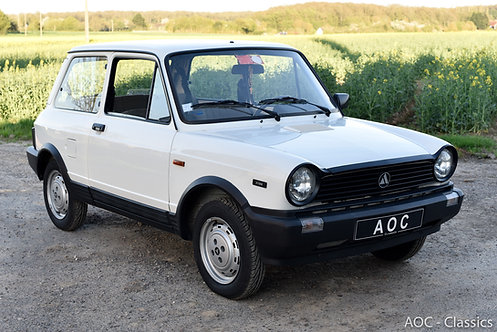 Autobianchi A112 Junior - 1984