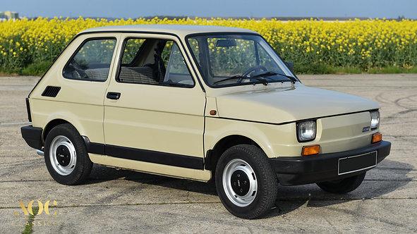 Fiat 126 FSM 650 - 1986