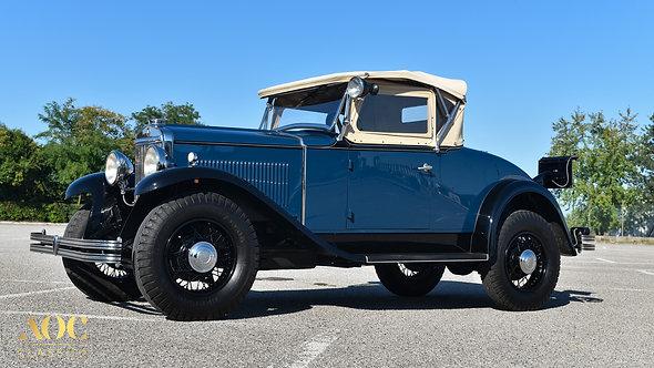 Fiat 514 Roadster - 1930