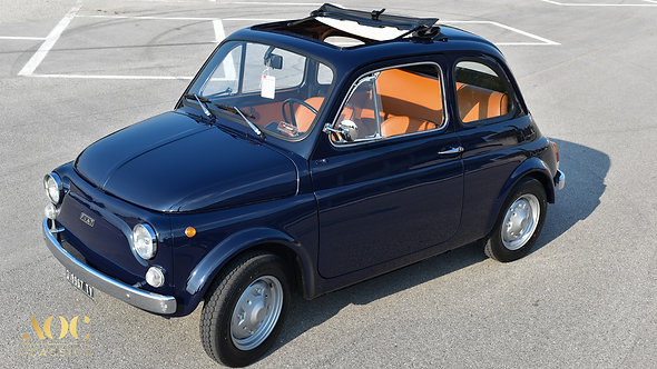 Fiat 500 R - 1974