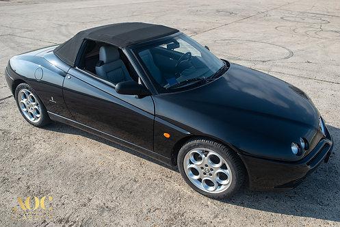 Alfa-Romeo Spider - 2002 ts