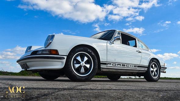 Porsche 911 2.4 S - 1973