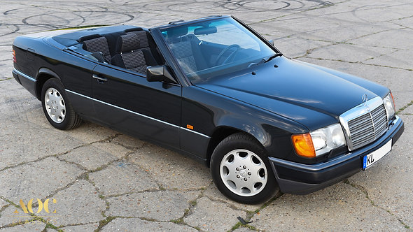 Mercedes 320 CE Cab - 1992- W124
