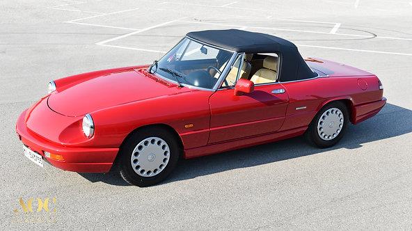 Alfa-Romeo Spider 1600 MK4 - 1991