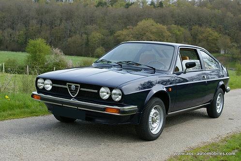 Alfa-Romeo Sprint Veloce - 1980