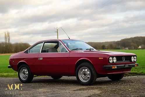 Lancia Beta coupe - 1981