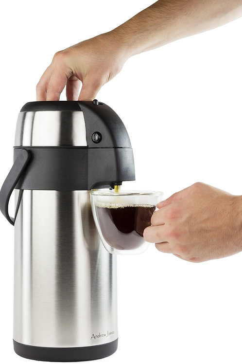 Coffee flask (for up to 10 pers)
