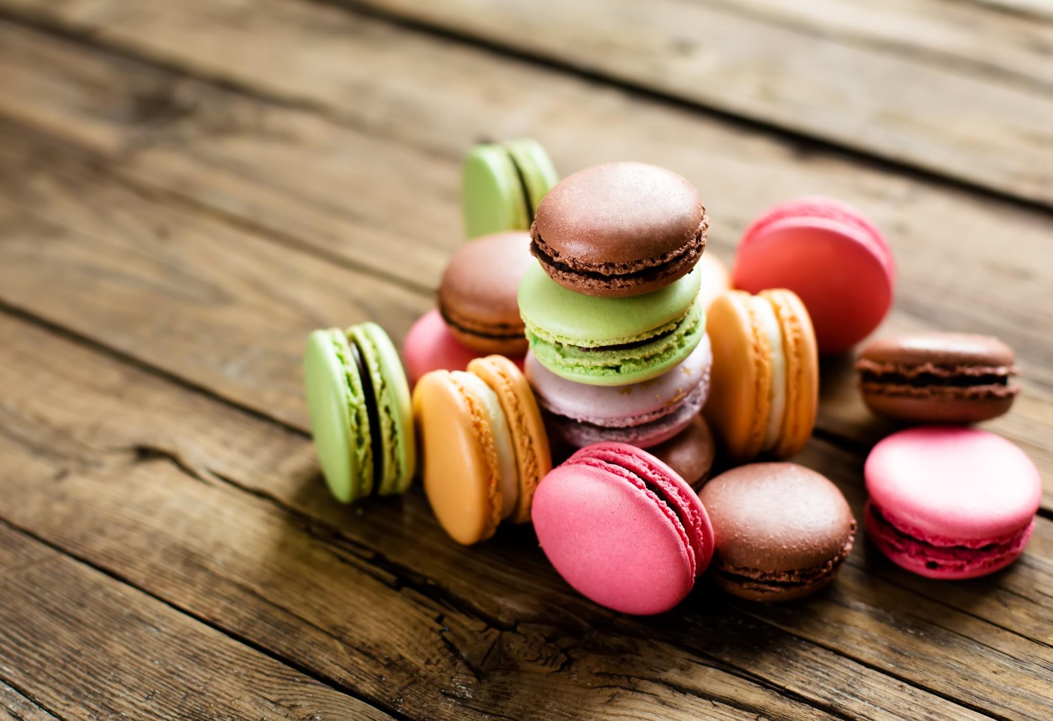 Mini Macarons (16 pieces)