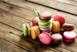 Mini Macarons (16 pieces)