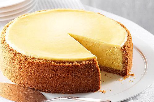 New York Lemon cheesecake (2 sizes, 48h notice)