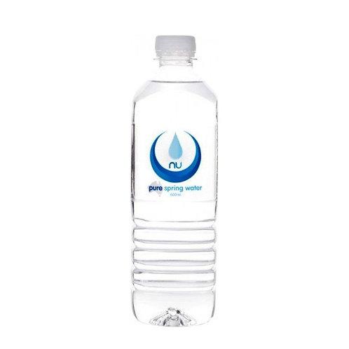 NU Still Spring water 600ml