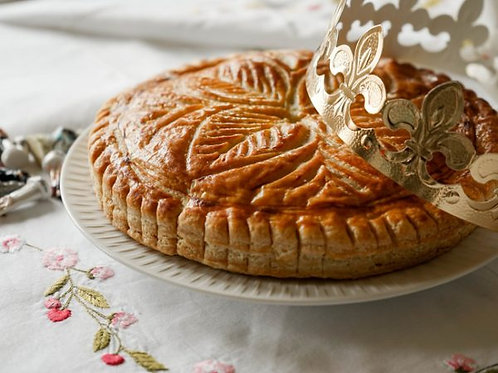 Galette des rois for 5/6 pers