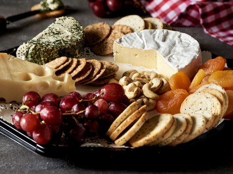 Cheese platter (3 sizes)