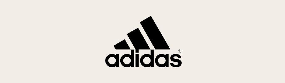 Das Adidas Logo als Beispiel für ein modernes Logo