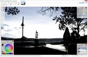 Paint.NET darmowy program do obróbki zdjęć
