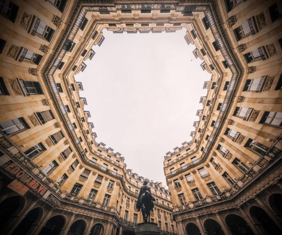 Foto de edificio en París