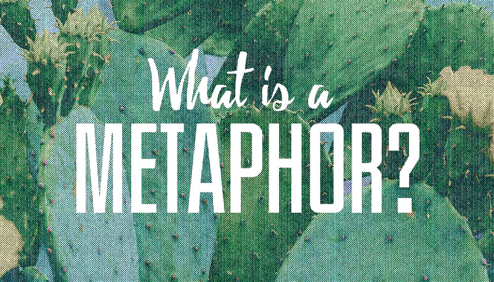 What is a Metaphor Definition and Examples
