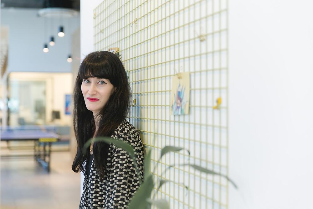 Ofra Lior, Community Design Team Leader