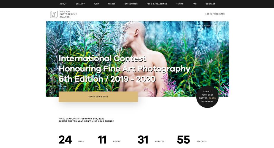 Fine Art Photography Awards