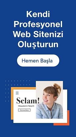 Kendine profesyonel web sitesi kur