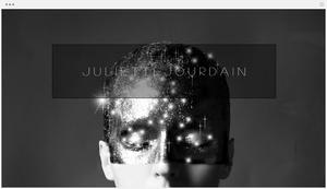 site photographie juliette jourdain créé avec wix