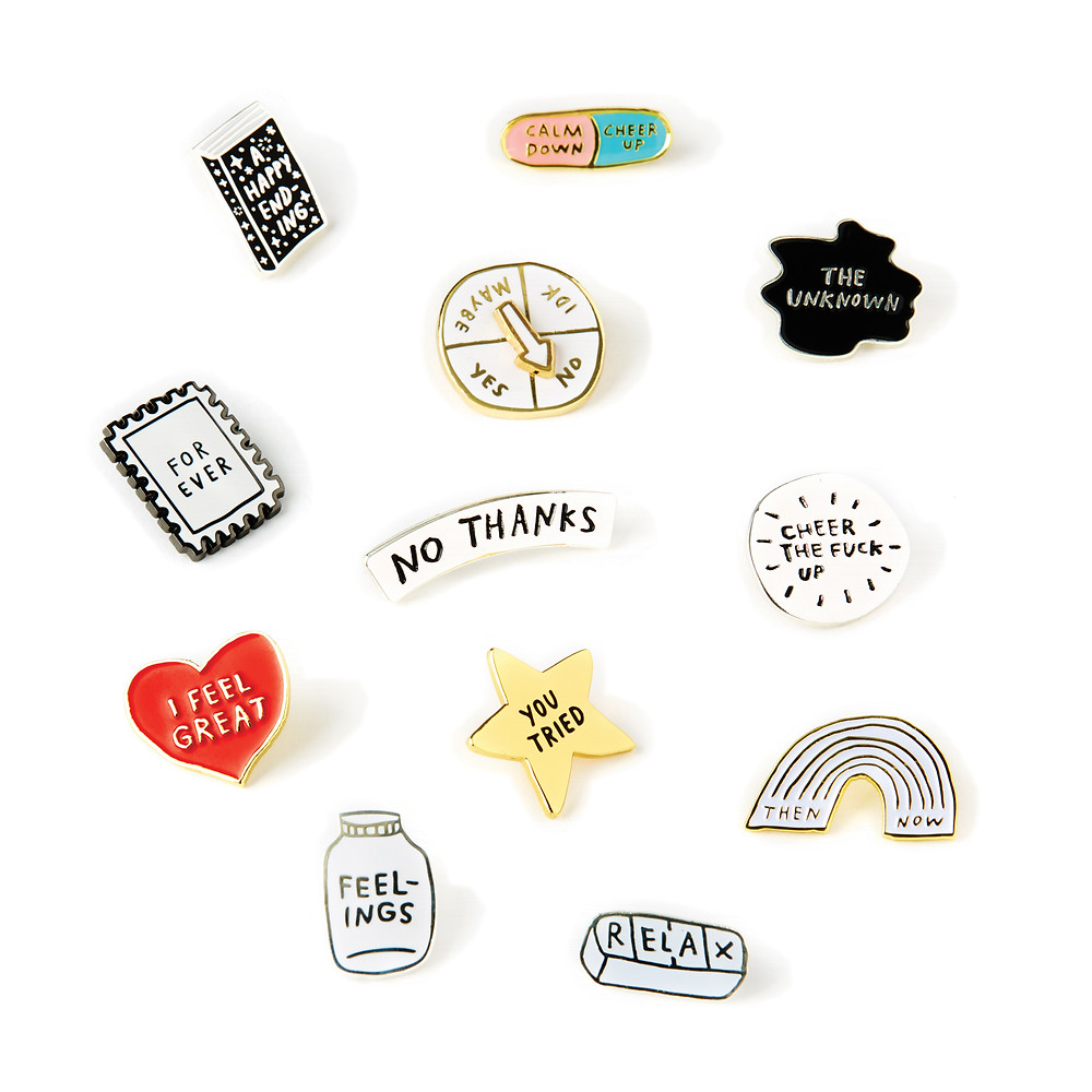 Pins by Adam J. Kurz