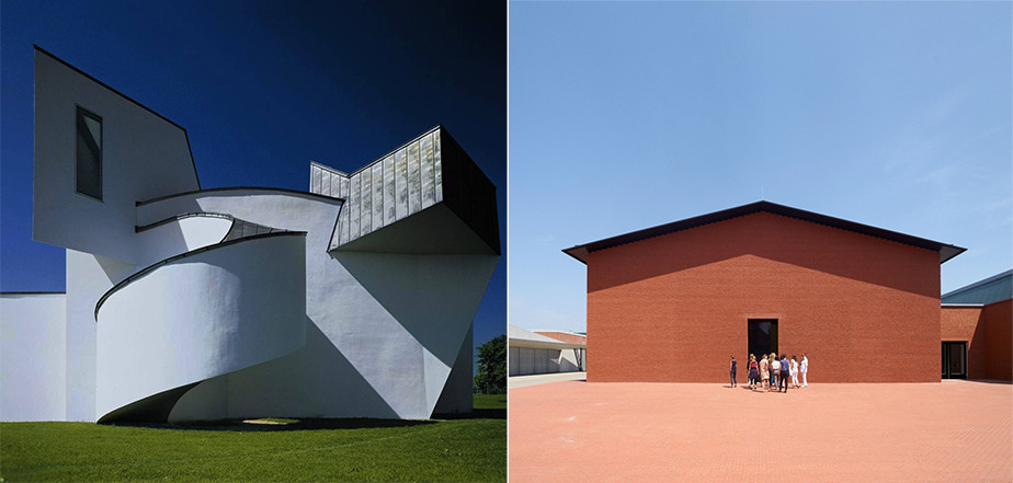 Vitra Design Museum, Germany