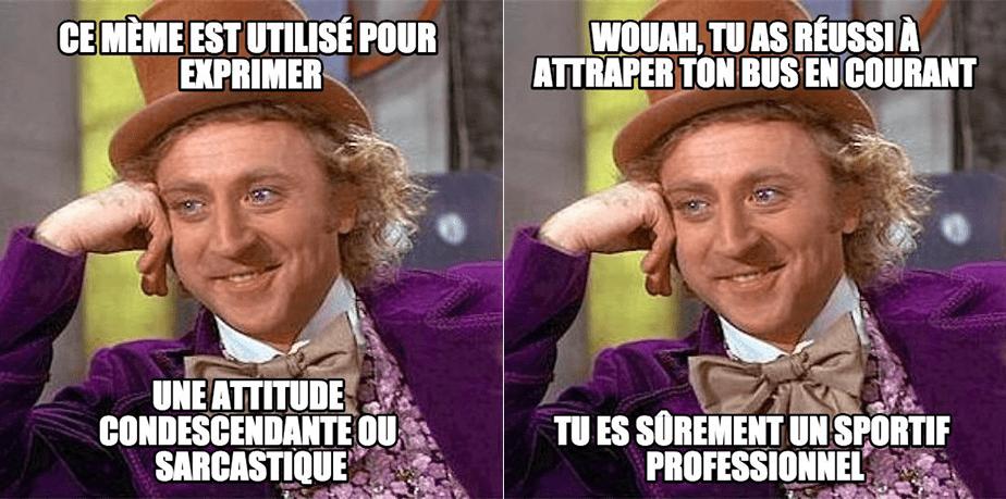 Wonka condescendant