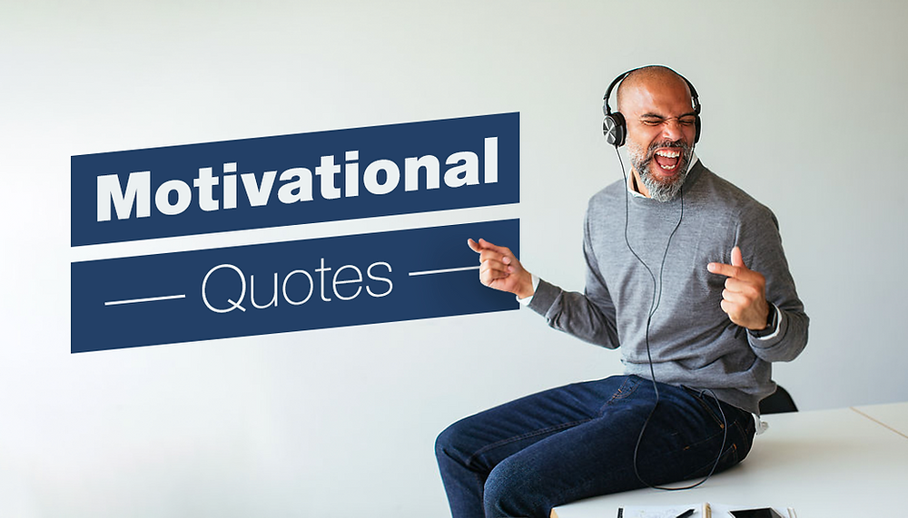 motivational quotes article by Wix