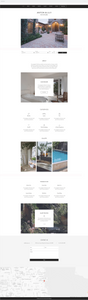Template Wix Bed & Breakfast