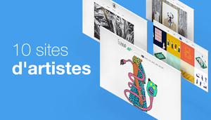 10 sites d'artistes et d'illustrateurs qui nous inspirent