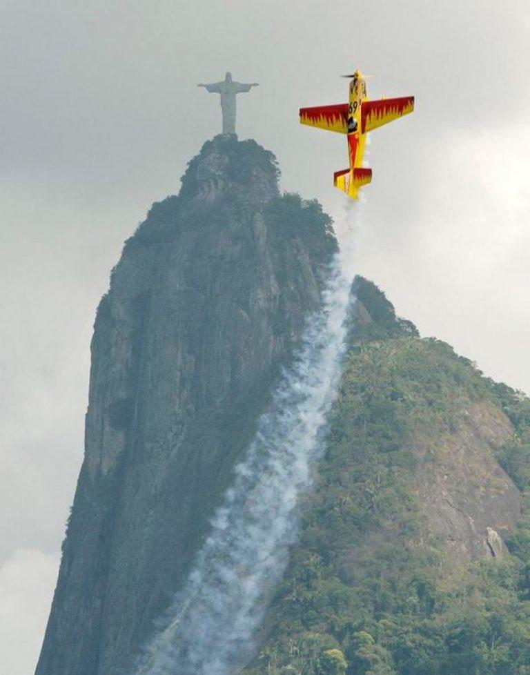 ブラジルの飛行機