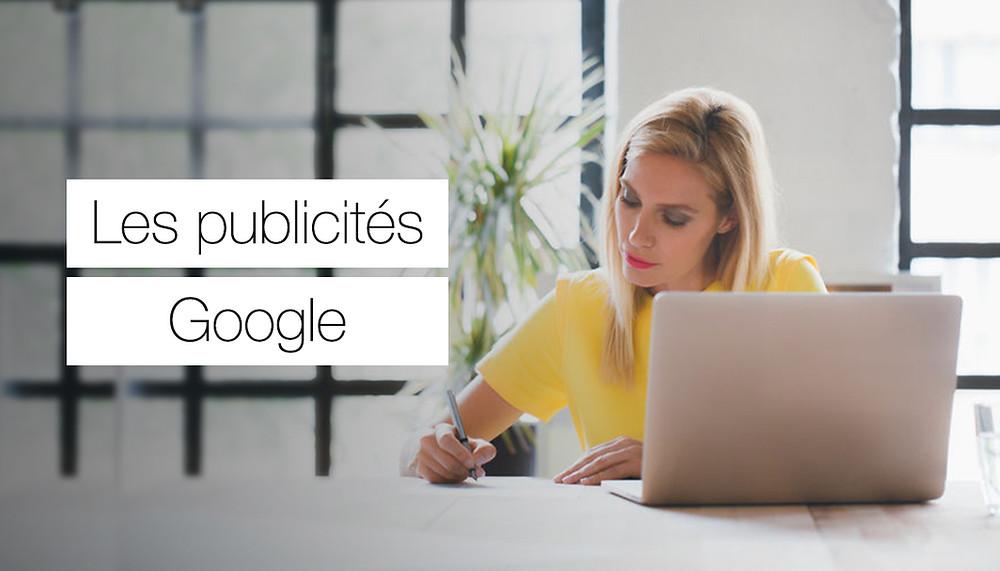 Google Ads - les annonces textuelles
