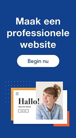 Creëer een website