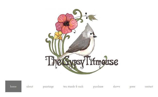 Página web de The Gimpsy Timouse
