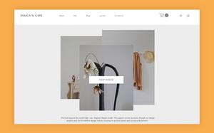 Design w Care interior design portfolio