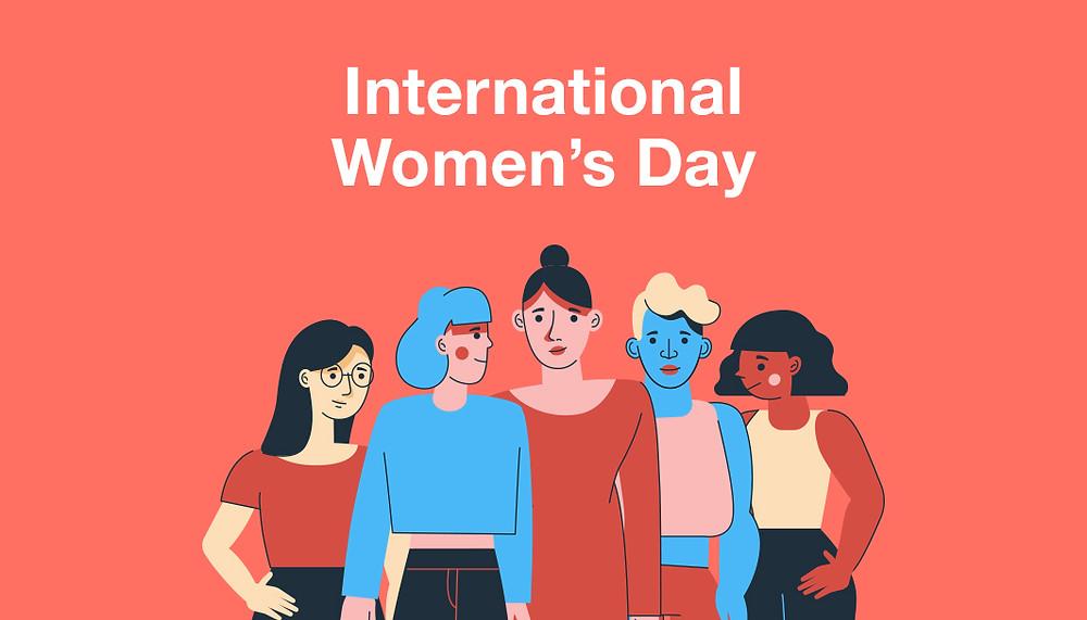世界国際女性デー