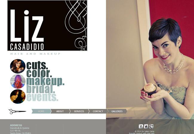 Парикмахер-стилист Liz Casadidio